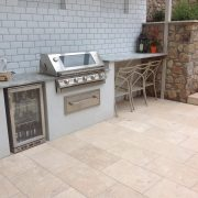 Bespoke Outdoor Kitchen and Bar