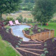 garden slopes banks
