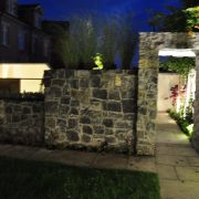 ranelagh garden wall feature