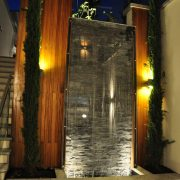 ranelagh garden water feature night lighting