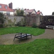 ranelagh garden before garden room