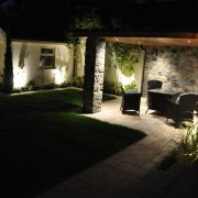 Ranelagh Garden room by night