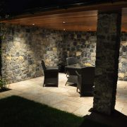 ranelagh garden room night lighting